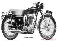 1958 AJS Model 16MCS