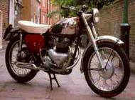 1958 Matchless G11CS