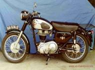 1958 Matchless G3LS