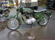 Matchless G3LS Auxilliary Fire Squad