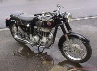 1960 Matchless G80