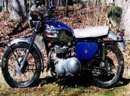 1962 Matchless G12CS