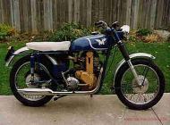 1962 Matchless G50CSR