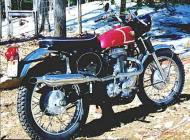 1966 Matchless G80CS