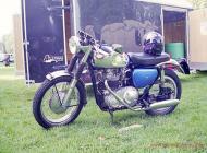 1967 Matchless G15CSR