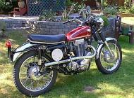 1967 Matchless G80CS