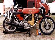 Matchless G50 Seeley Condor