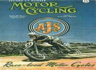 1951 AJS Poster