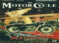 1953 Matchless Poster