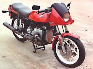 1982 BMW 650 LS