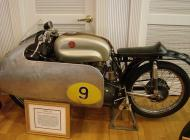 1950 CZ 125cc DOHC racer