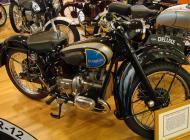 1948 Douglas transverse 350cc twin