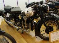 1933 Matchless Silverhawk V4