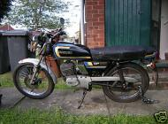 1986 Suzuki GP125