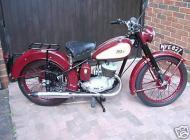 1959 BSA Bantam D1