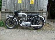 1952 Triumph T100