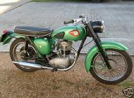 1959 BSA C15