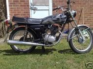 1978 Honda CG125