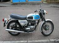 1977 Triumph Silver Jubilee Bonneville