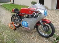 Honda Race Bike Davies Motorsport TAB 350cc K4