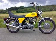 Norton Commando Hi-Rider