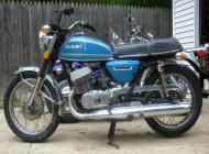 1975 Suzuki T500 R
