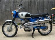 1969 Honda SL125