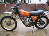 1973 Honda XL175