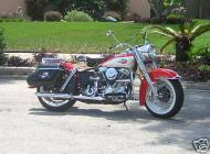 1960 Harley Davidson FL