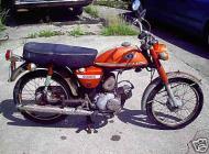 1974 Suzuki A50