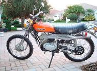 Suzuki TC90