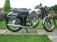 1957 BSA B31