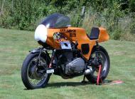 John Ransomes 1000cc Laverda Nessie replica