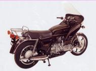 Honda Goldwing Executive