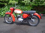 BSA Bantam Super D7
