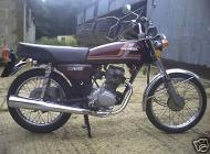 1981 Honda CG125