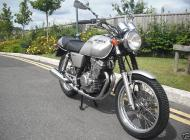 Honda Clubman 250