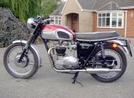 1968 Triumph T120R Bonneville