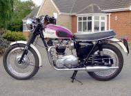 1967 Triumph T120R Bonneville