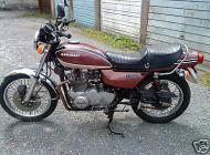 Kawasaki KZ750 B1