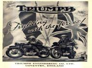 Triumph Military Advert