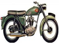 1958 BSA C15