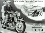 Vintage Norton Advert