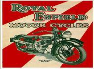 Royal Enfield 500 Bullet Advert