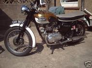 1961 Triumph T21