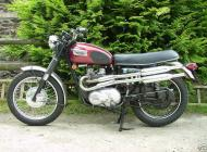1968 Triumph T100C