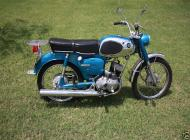 1967 Bridgestone Trail 90