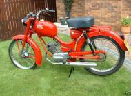 1965 Moto Morini Corsarino