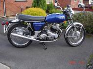 Norton Commando 750cc Roadster