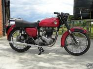 1958 Ariel VH 500
